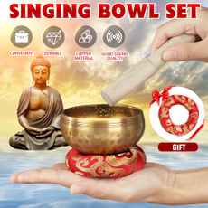yogabowl, Copper, Musical Instruments, himalayanbowl