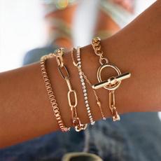 party, DIAMOND, gold bracelet, Gifts