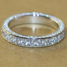 Sterling, White Gold, Fashion, gold