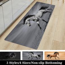 horse, Print, hallwayrunner, Floor Mats