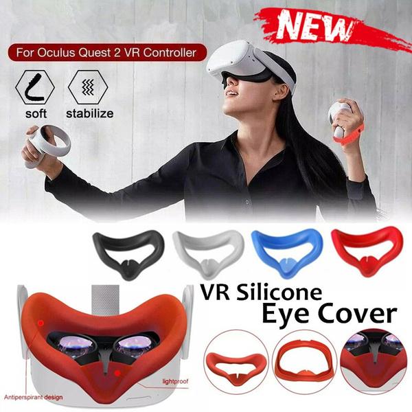 Headset, antisweatlight, vraccessorie, siliconecover