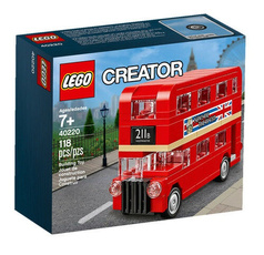 Box, London, Regalos, Lego