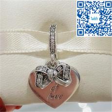 Sterling, Heart, Silver Jewelry, Love