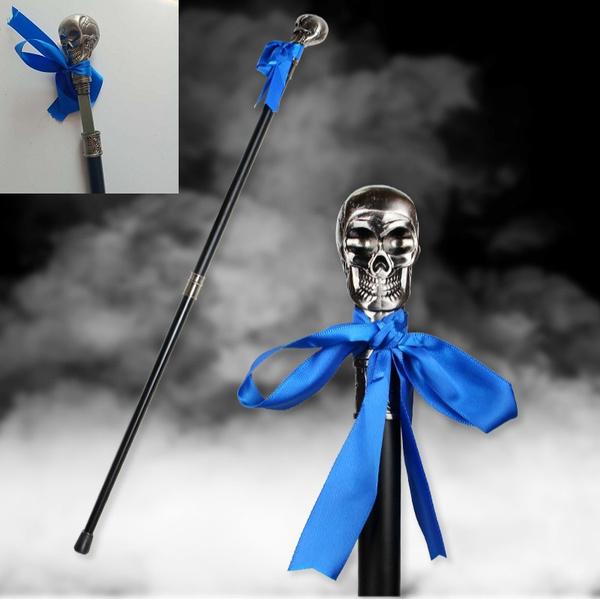 Toy, Cosplay, skull, walkingstick
