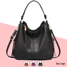 hobosshoulderbag, black, Fashion, women purse