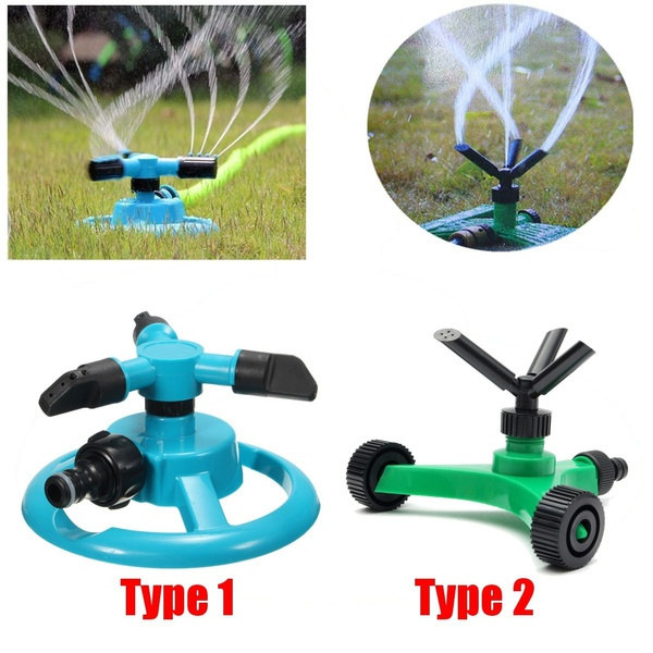 rotarysprinkler, irrigationsystem, Gardening, Garden