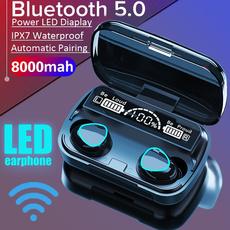 Headset, led, usb, Waterproof