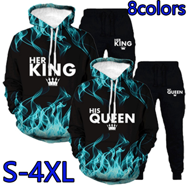 hoodiesformen, hooded, lover gifts, 2pcsset