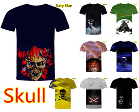 Summer, Fashion, Skeleton, skull