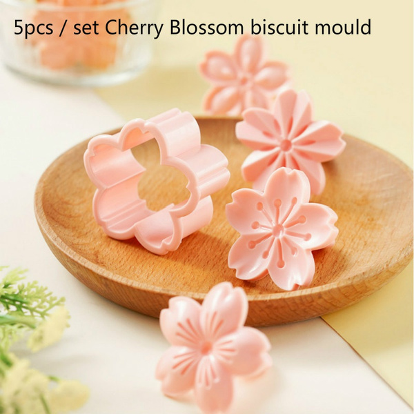 mould, biscuitcuttermold, Flowers, Baking