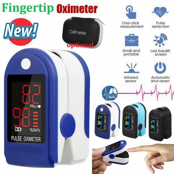 Heart, Monitors, oximeterstoragebox, spo2