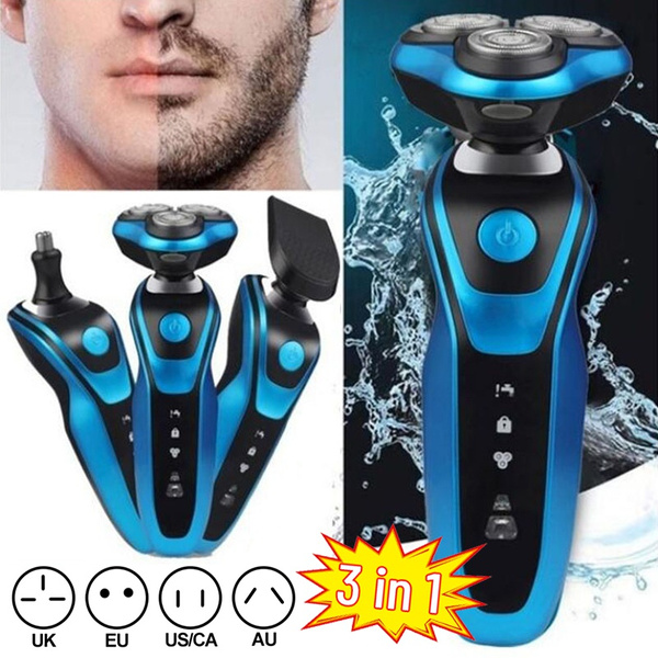 Rechargeable, Electric, Trimmer, Blade