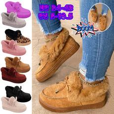 Shoes, warmfur, Fashion, fur
