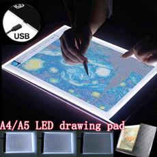 giftsforkid, leddrawingpad, led, Drawing & Painting Supplies