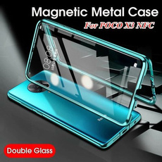 case, forxiaomipocox3nfccase, shockproofcovercase, doublesided