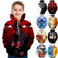 kidshoodie, hooded, Cosplay, Long Sleeve