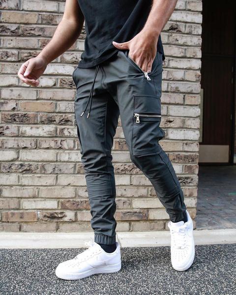 Fashion, Casual pants, pants, Spring