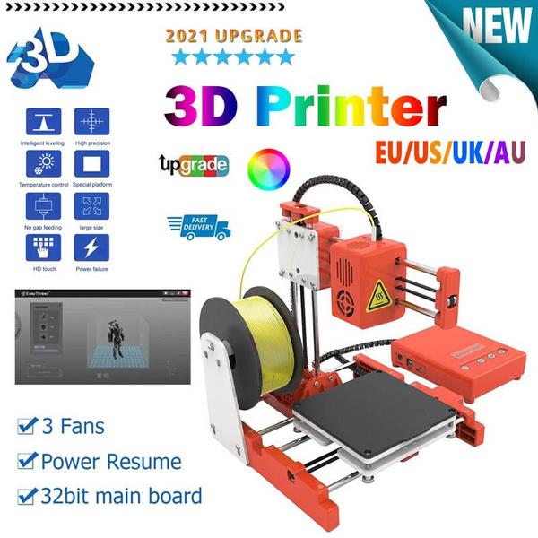 industrialprinting, Mini, selfassembly, Printers