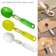 kitchenspoonscale, Baking, measuringspoonscale, digitalspoonweightscale