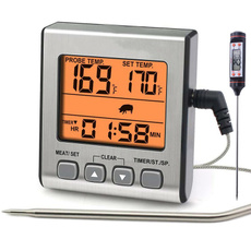digitalthermometer, cookingthermometer, Meat, Food