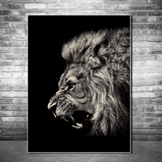 Home & Kitchen, lionpicture, Wall Art, Home & Living