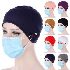 capwithbutton, chemocap, sleepcap, headwear