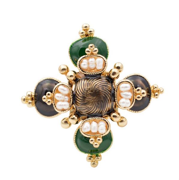 vintagebrooch, Jewelry, Pins, Cross