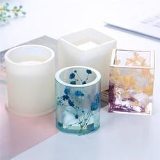 Flowers, creativefunny, diysiliconemold, siliconepenholder