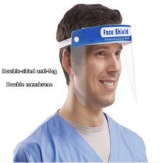 dropletrespirator, shield, faceshield, isolation