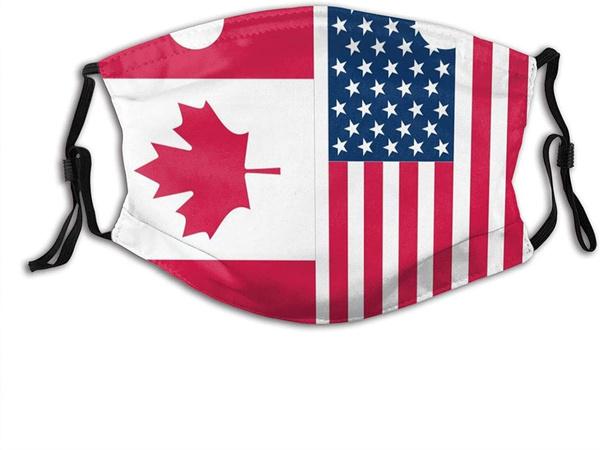 Canada, leaves, coronavirusmask, Breathable