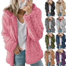 fluffyhoodie, fluffysweatercoat, fluffyhoodedcoat, Manga