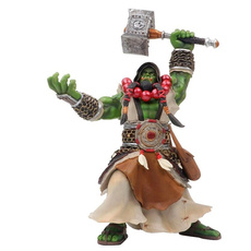 Collectibles, Toy, figure, thrall