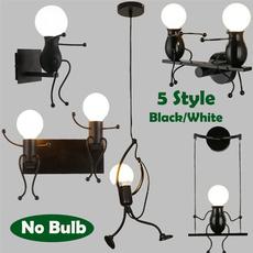 walllight, lampe, led, lamphanger