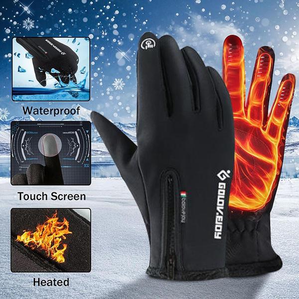 Touch Screen, thermalglovesforwomen, Winter, thermalglovesformen