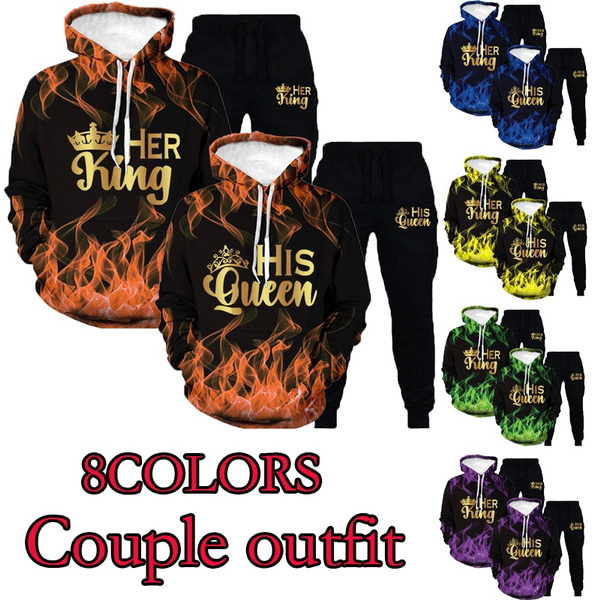 hoodiesformen, lover gifts, Beauty, 2pcsset