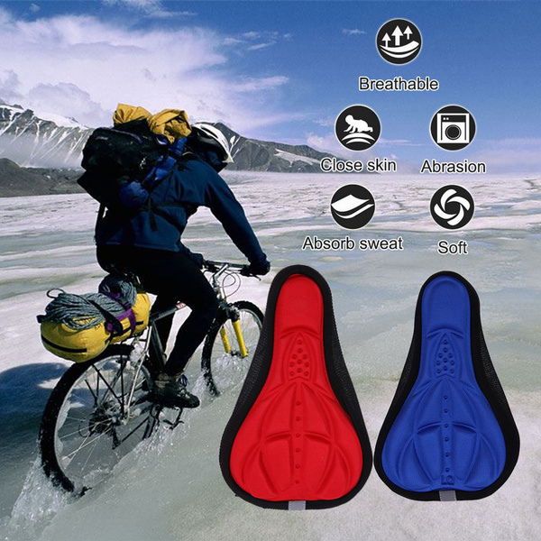 Sponges, exercisebikeseatcover, Cycling, Sports & Outdoors