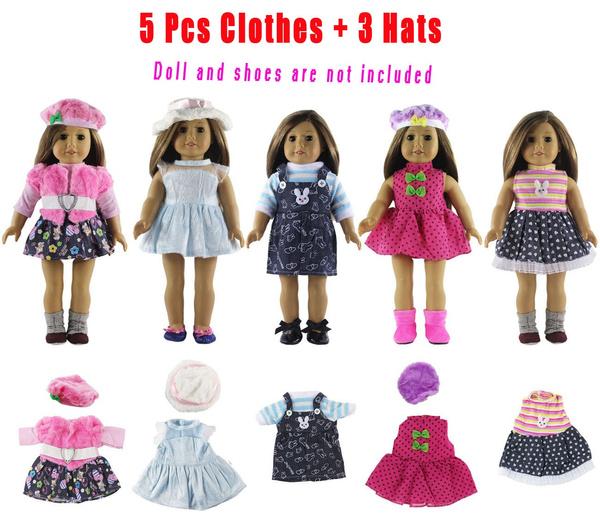 dollclotheslot, 18inchdollclothe, Fashion, 18dollclotheslot