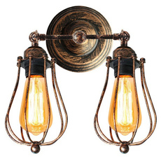 Antique, Head, led, besidewalllight