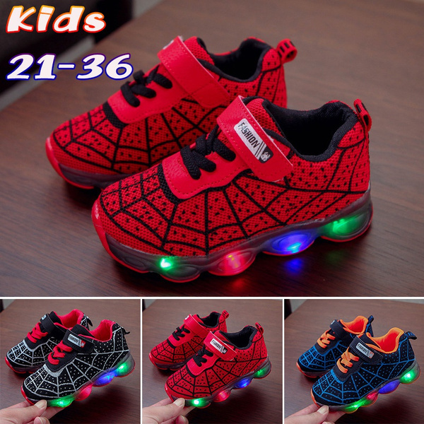 shoes for kids, ledshoe, Sneakers, Sport