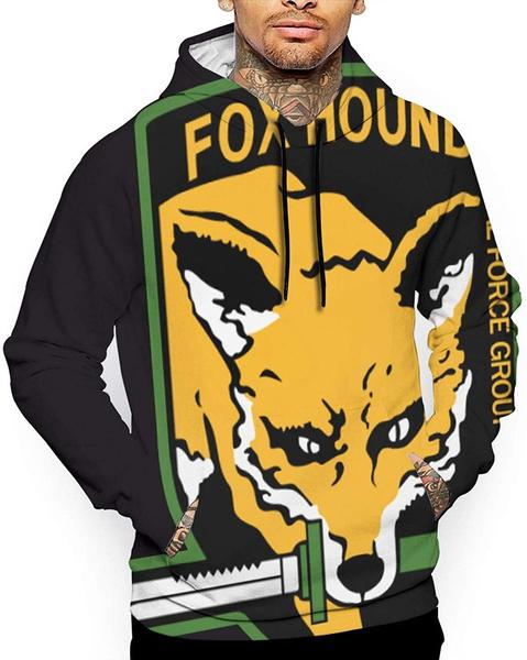 Sport, crewnecksweatshirtmen, Athletics, Fox