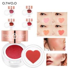 Heart, rougepowder, Makeup, Beauty