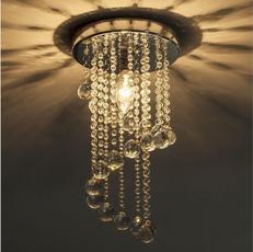 ledcrystalchandelier, bathroomlight, ceilinglamp, Led Lighting