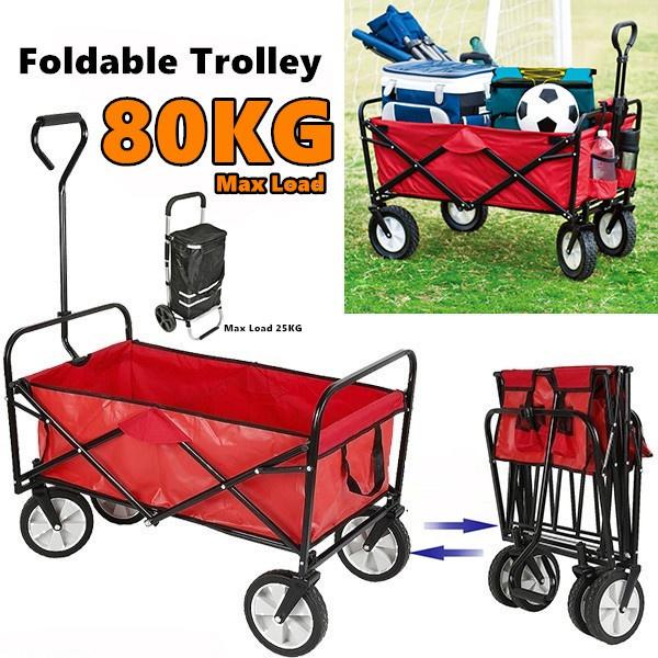 Outdoor, Capacity, beachcart, Gardening Supplies