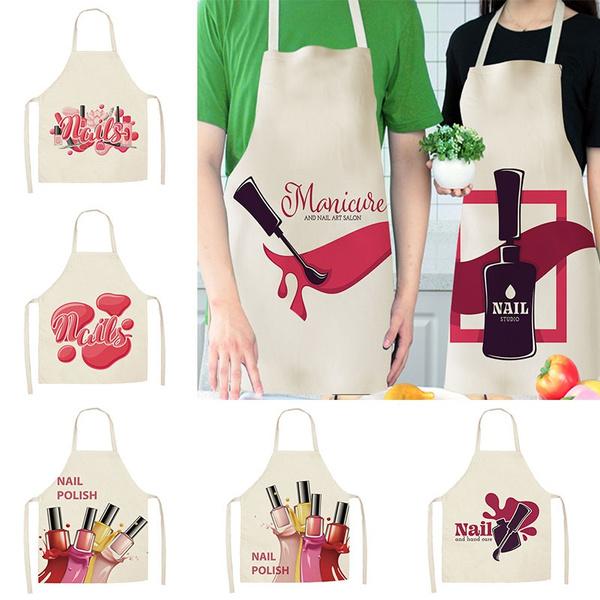 kids, apron, cookingapron, manicure