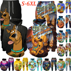 Funny, scoobydoocostume, unisex clothing, Hoodies