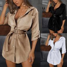 Fashion, Lace, Sleeve, shirt dress