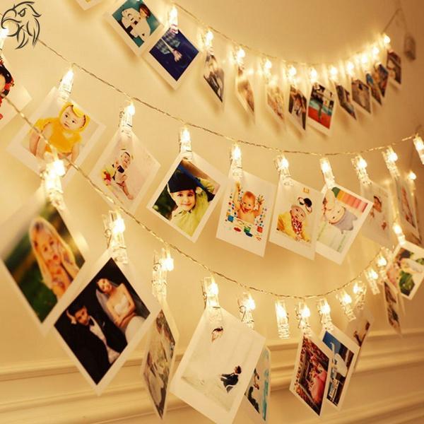 party, Decor, lights, led
