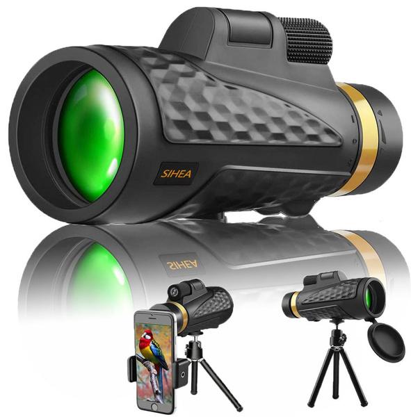 monoculartelescopeforsmartphone, Smartphones, campingtelescope, Telescope