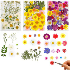 flowersampplant, driedflowerpendant, art, Jewelry