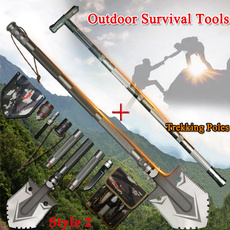 survivalkitknife, shovel, camping, Hiking
